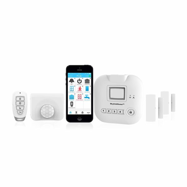 SkylinkNet Wireless Alarm System