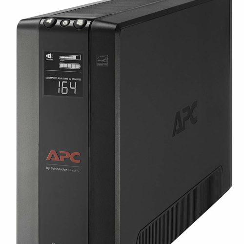 APC UPS Battery Backup BX1500M